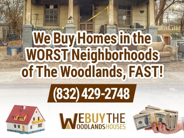 the woodlands bad neighborhood