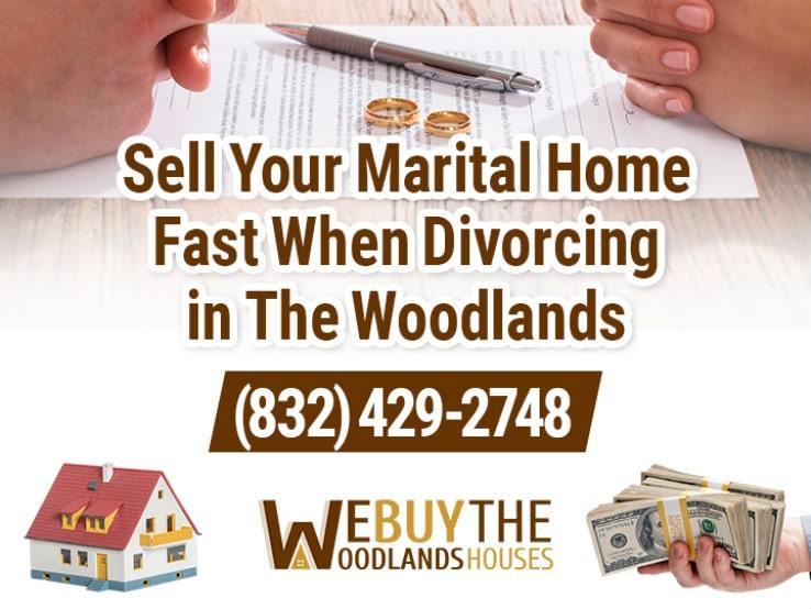 the woodlands divorce