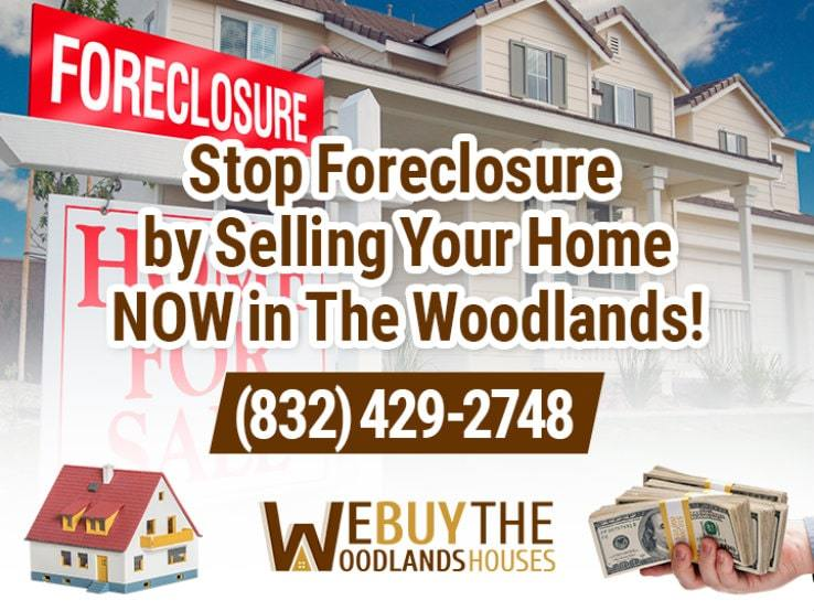 the woodlands foreclosure